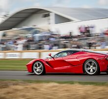Ferrari LaFerrari   by RossJukesAuto
