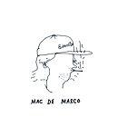 mac demarco cartoon by svpermassive