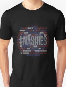 #Nashies - Fans of Nashville! (t-shirt) T-Shirt