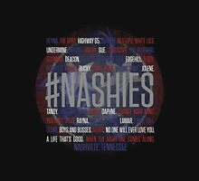 #Nashies - Fans of Nashville! (t-shirt) T-Shirt