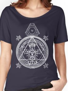 Arcane Circle Women's Relaxed Fit T-Shirt