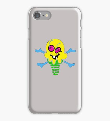 Billionaire boys club ice cream shirt iPhone Case/Skin