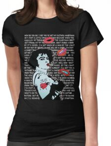 Sweet Transvestite Womens Fitted T-Shirt