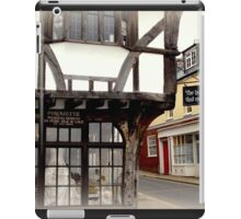 The House that Moved iPad Case/Skin