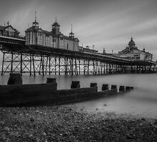 Eastbourne Pier by Martin Fuge