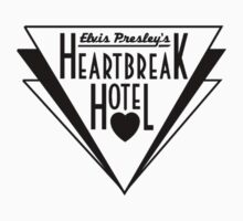 Elvis Presley's Heartbreak Hotel T-Shirt