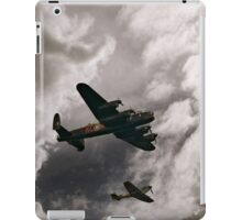 Memorial Flight iPad Case/Skin