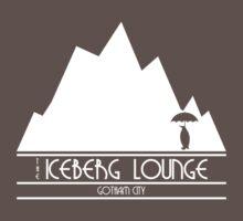 The Iceberg Lounge - Gotham Baby Tee