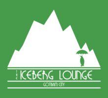 The Iceberg Lounge - Gotham One Piece - Short Sleeve