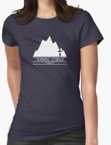 The Iceberg Lounge - Gotham Womens Fitted T-Shirt