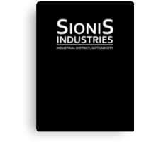 Sionis Industries Canvas Print
