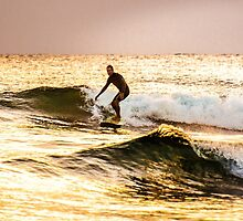 Morning Surf by Dean Bailey