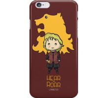 Tyrion Lannister team iPhone Case/Skin