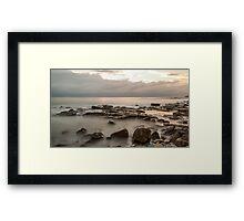 Sunshine Coast, Australia Framed Print