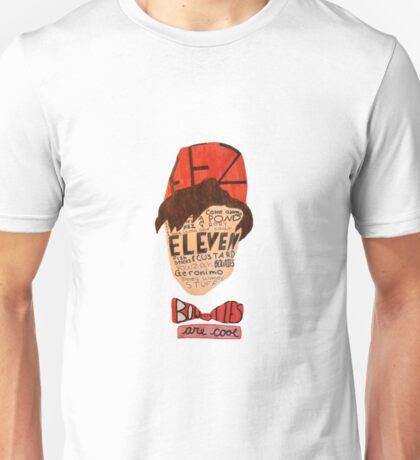 Eleventh Doctor Shirt Unisex T-Shirt
