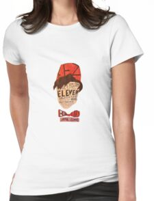 Eleventh Doctor Shirt Womens Fitted T-Shirt