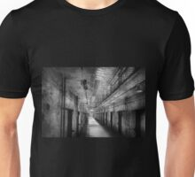 Jail - Eastern State Penitentiary - The forgotten ones  Unisex T-Shirt
