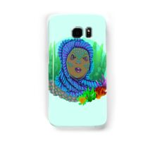 Beauty from the black lagoon Samsung Galaxy Case/Skin