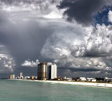 The Ominous Sky !!! by LarryB007