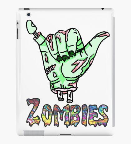 Zombies Shaka 2 iPad Case/Skin