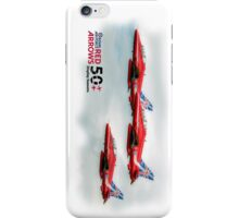 The Red Arrows - 50 Display Seasons Duvets, Cases etc iPhone Case/Skin