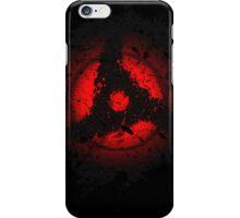 You are in my Genjutsu! [ITACHI MANGEKYO SHARINGAN] iPhone Case/Skin
