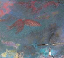 CHEROKEE WARRIOR DREAM by Glenn Johnson