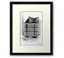 Nantes, France #4, 2014 Framed Print