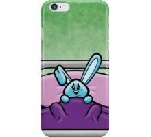 HeinyR- Poorly Rabbit iPhone Case/Skin
