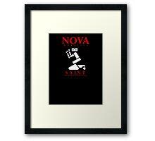 Nova Robotics Framed Print