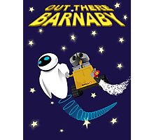 Out There Barnaby Photographic Print