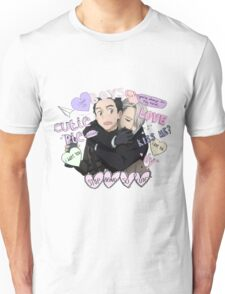 Cutie Boys Unisex T-Shirt
