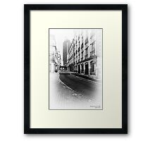 Nantes, France #5, 2014 Framed Print
