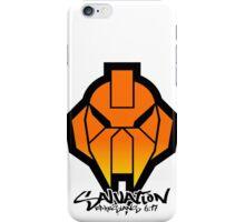 Helmet of Salvation iPhone Case/Skin
