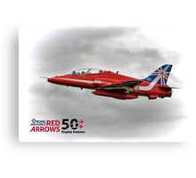 2014 Red Arrows - Duvets,  Phone Cases, Pillows etc Canvas Print