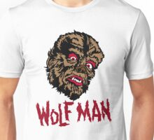 Mani-Yack Wolf Man Shirt Unisex T-Shirt