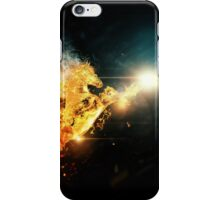 Fire horse 2 iPhone Case/Skin