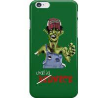 Undead neck iPhone Case/Skin