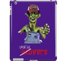 Undead neck iPad Case/Skin