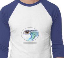 Eye Feather Men's Baseball ¾ T-Shirt