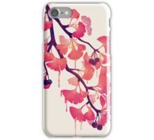 O Ginkgo iPhone Case/Skin