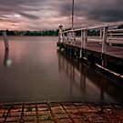 Before Sunrise at Lake Burley Griffin in Canberra/ACT/Australia (4) by Wolf Sverak