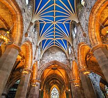 St Giles High Kirk by ROSSON