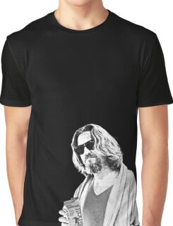 The Big Lebowski -The Dude Graphic T-Shirt