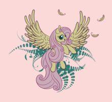Fluttershy's Flight Kids Clothes