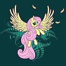 Fluttershy's Flight by Stephanie Jayne Whitcomb
