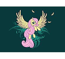Fluttershy's Flight Photographic Print