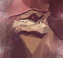 Low Polygon Wrex by eple