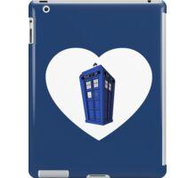 Tardis Heart iPad Case/Skin