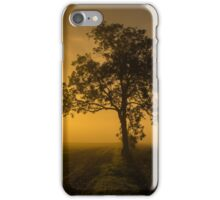 Morning iPhone Case/Skin